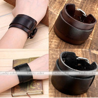 new (15 % off) Leather Bracelet christmas sale comes with free wrist chain