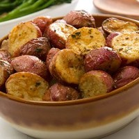 Order Rosemary-Garlic Roasted New Potatoes   Fast Delivery