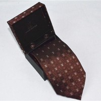 DCCKNY1Q Boys & Men Louis Vuitton Classic Formal Tie Necktie