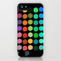 iPhone 5 Case - Darth Color Chart