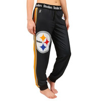 Pittsburgh Steelers Official NFL Women's Jogger Pants