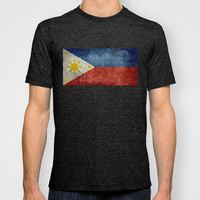 Republic of the Philippines national flag (50% of commission WILL go to help them recover) T-shirt by LonestarDesigns2020 - Flags Designs +