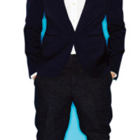 Zayn - 1 Direction Lifesize Standup Poster Stand Up at AllPosters.com