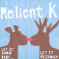 Let It Snow Let It Reindeer