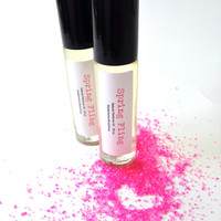 Spring Fling Perfume Oil, Valentine's Day, Natural Beauty