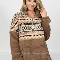 Mountain Vibe Fleece Pullover