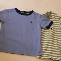Polo Ralph Lauren Tee Shirts Set (Sold Together)