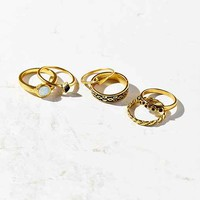 Arrow + Stone Ring Pack