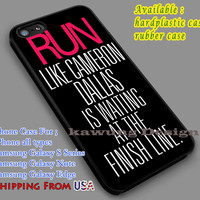 Cameron Dallas Quote iPhone 6s 6 6s+ 5c 5s Cases Samsung Galaxy s5 s6 Edge+ NOTE 5 4 3 #movie #MagconBoys dl7