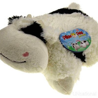 "Pillow Pets Pee Wees Cozy Cow Seen On TV 2011 11"" Stuffed Animal Plush Soft Toy"