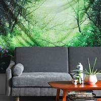 Plum & Bow Forest Dream Tapestry- Green One