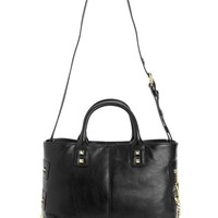 Hollywood Hideaway Vintage Leather Satch by Juicy Couture, O/S