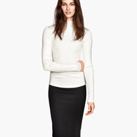 Turtleneck - from H&M