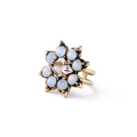 Vintage Jewel Statement Ring