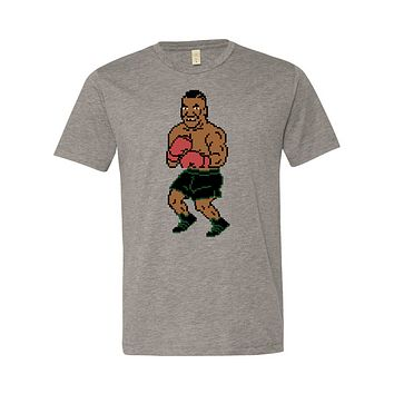 Mike Tyson Punchout Inspired Tee Shirt
