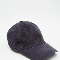 Ted Baker | Ted Baker Spenso Suede Baseball Cap at ASOS