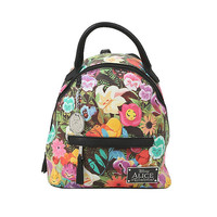 Disney Alice In Wonderland Flowers Mini Backpack