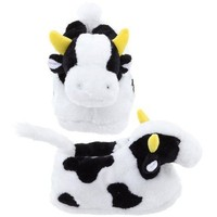 Cow Animal Slippers for Men and Women Large