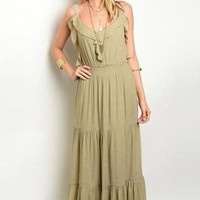 Gemini Maxi Dress - FINAL SALE!