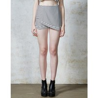 Hearts and Bows Anna Stripe Co Ord Skirt
