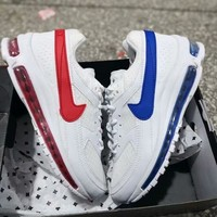 Nike Air Max 97 Full Cushion Newest Popular Women Men Casual Sport Running Shoes Sneakers