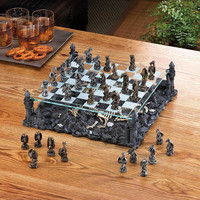 Beasts Dragon Warriors Kingdom Battle Collectors Chess Game