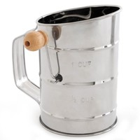 Norpro Stainless Steel Sifter 3 Cup | Jet.com