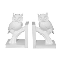 Hoot Suite Bookends