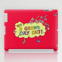 Cherry Blossom iPad Case by PINT GRAPHICS
