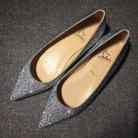 Cl Christian Louboutin Flat Style #725