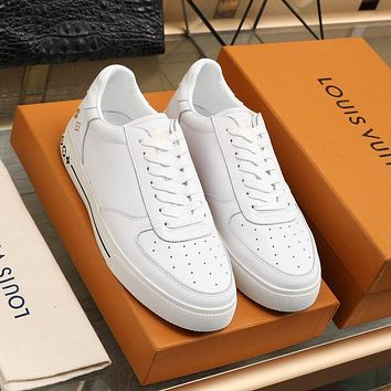 lv louis vuitton womans mens 2020 new fashion casual shoes sneaker sport running shoes 356