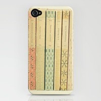 Penguin Books iPhone Case by Cassia Beck   Society6