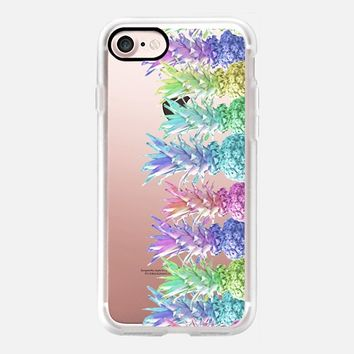 Pastel Jungle iPhone 7 Case by Lisa Argyropoulos | Casetify