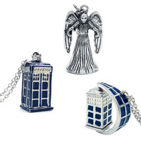 Doctor Who Necklaces