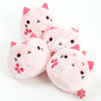 16 Sakura Neko-dango Plush Collection