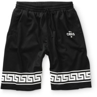 Crooks and Castles Sport Mesh Shorts