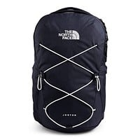 The North Face Jester Backpack Aviator Navy Light Heather/TNF White