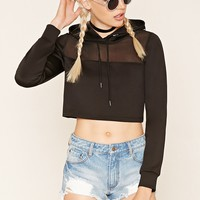 Mixed Emotions Crop Top