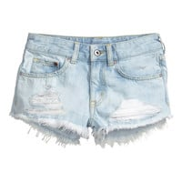H&M Denim Shorts $29.99