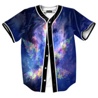 Rainbow Weed of the Galaxy Jersey