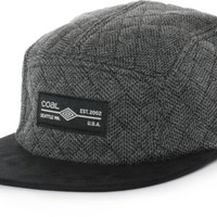 Coal The Clive Quilted 5 Panel Hat