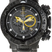 Invicta Jason Taylor Subaqua Chronograph Black Dial Mens Watch 14412