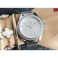 GUESS Popular Woman Men Movement Watch Watches Wrist Watch 3#