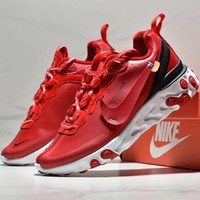 NIKE REACT ELEMENT Fashion casual sports shoes-3