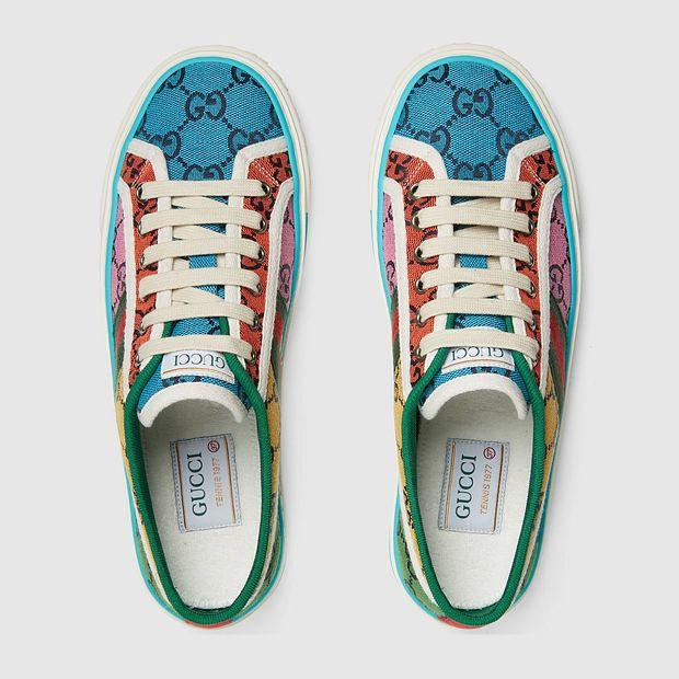 Image of GG Tennis 1977 Fashion Sneakers Shoes
