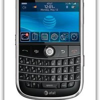 BlackBerry Bold 9000 (AT&T) GSM Cell Phone GSM Wifi