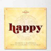 Happy By Lonely Planet Publications- Assorted One