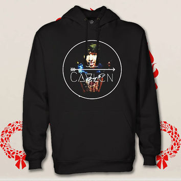 jc caylen hoodie. pullover. sweatshirt. sweater. color black white green blue gray red for size s - 3xl