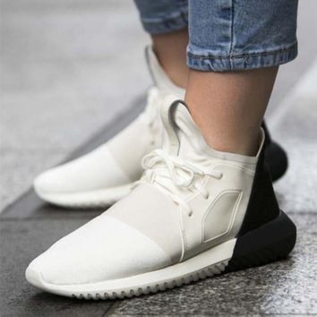 """Adidas"" Fashion Tubular Defiant Trending Sneakers Running Sports Shoes I-FEU-SY"
