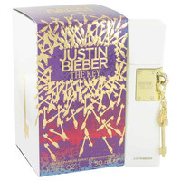 The Key Perfume by Justin Bieber Eau De Parfum Spray